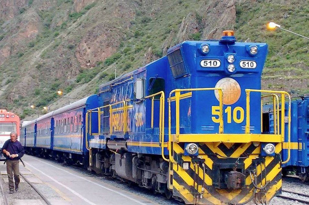 Cusco: Transandino rehabilita línea a Poroy