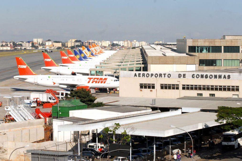 Brasil reabre las fronteras aéreas al turismo