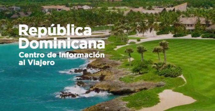 República Dominicana Centro de Información al Viajero.