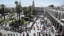Turismo en Arequipa perdió más de S/. 120 millones