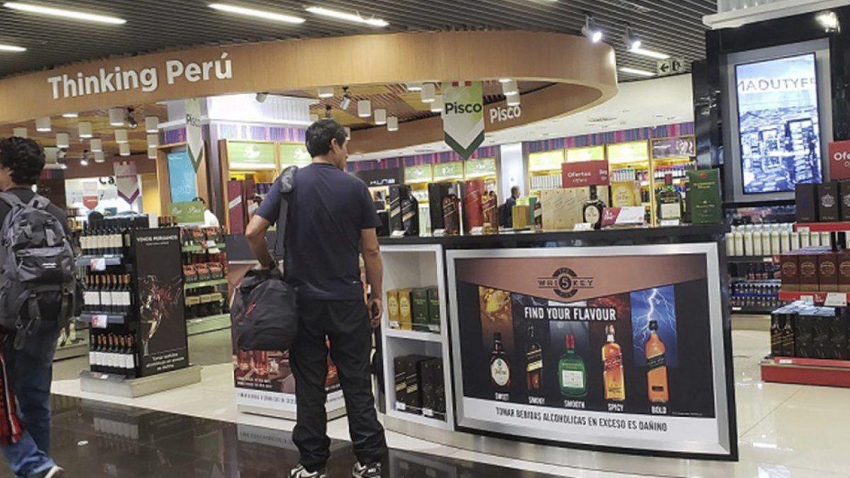 Travel Retail Perú