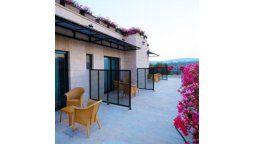 apertura del tantur hills hotel en jerusalen