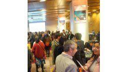 destinos y servicios brillaron en santiago