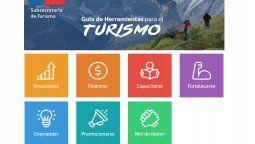 lazan guia de herramientas con iniciativas exclusivas para el turismo