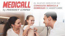 medicall, el servicio de asistencia medica a domicilio llega a chile