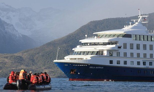 El turismo de cruceros es una de las grandes ofertas del país.