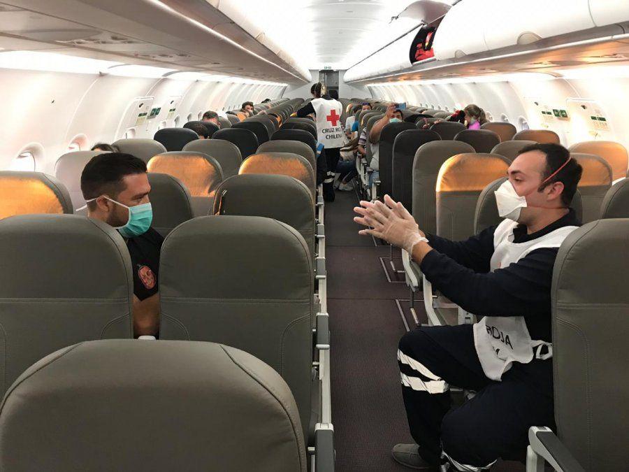 JetSMART está llevando a cabo diferentes acciones para proteger a sus pasajeros.