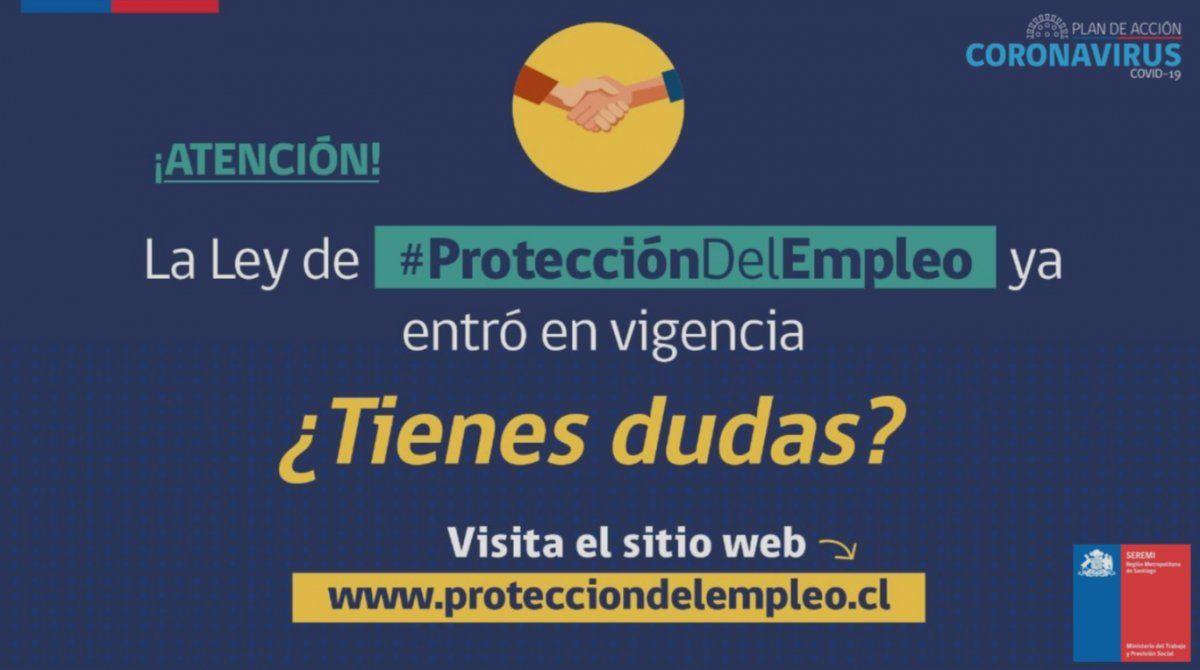 ¿Cómo funciona la ley de protección al empleo?