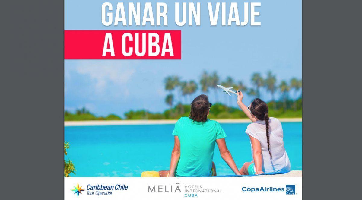 Cinco desafíos para ganar un viaje a Cuba