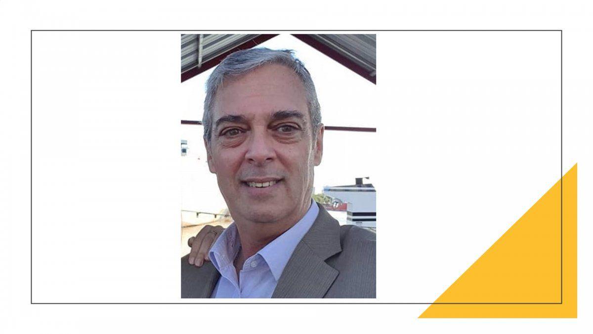 Roque Palacios, director general de Expolagos Patagonia
