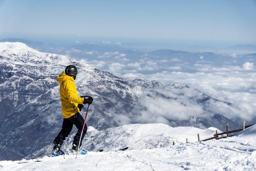 Santiago busca posicionarse como la capital del turismo de montaña.