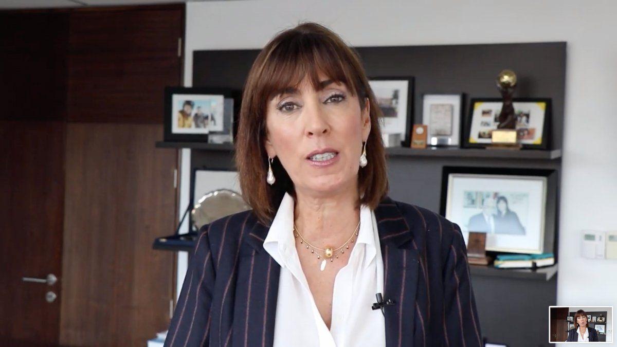 Mónica Zalaquett se refirió al Plan Nacional de Turismo.