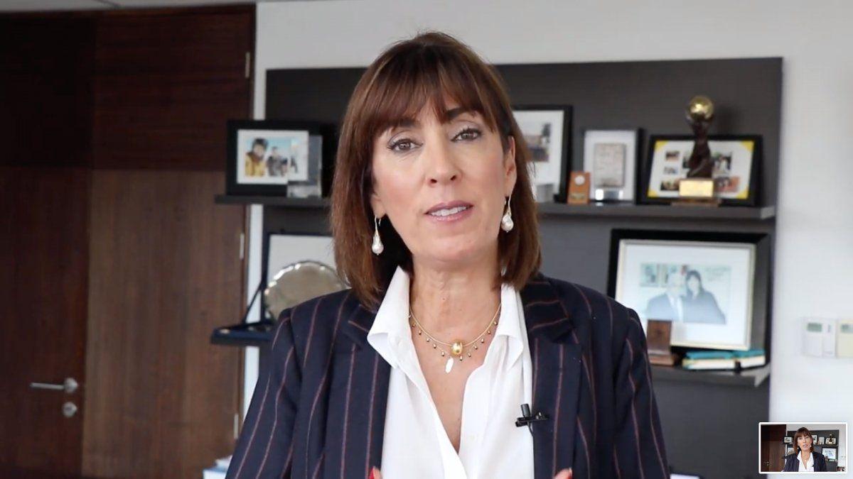 Mónica Zalaquett asume como ministra del MinMujeryEG