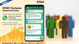 santiago sigue conectado con el sector