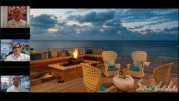 sandals & beaches. un viaje virtual por el caribe