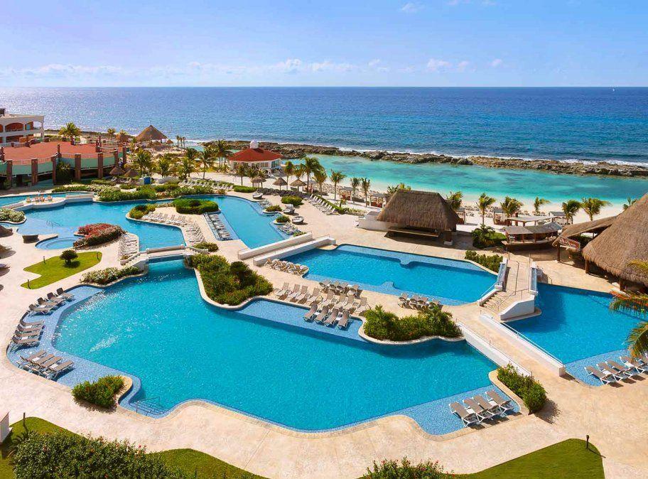 El Hard Rock Riviera Maya, propiedad de RCD Hotels.