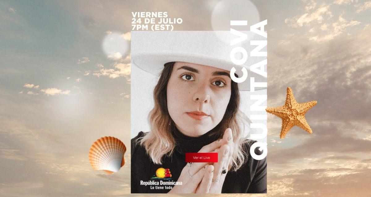Conciertos y más en País Virtual de República Dominicana.