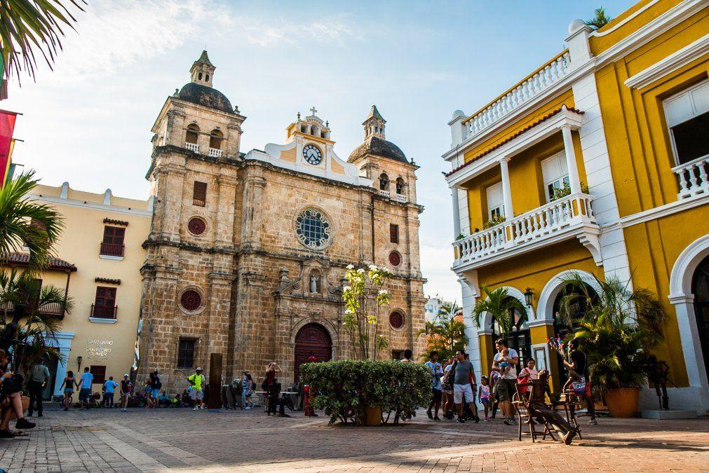 Cartagena será unos de los destinos que presentará Colombia en su Semana Virtual.