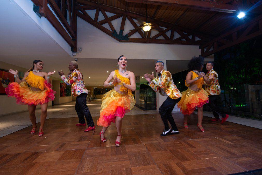 La música y el baile serán parte de la Semana Virtual de Colombia.