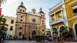 Cartagena, uno de los atractivos de Colombia.