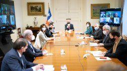 El presidente de Fedetur se reunió con el primer mandatario para evaluar el plan de desconfinamiento.