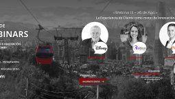 sernatur y turistik lanzan ciclo de webinar de innovacion