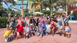 Royal Caribbean invitó a los agentes de viajes a un fantástico crucero, incluyendo la visita a Perfect Day at CocoCay.