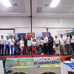 Una convención que unió a más de 300 agentes