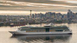 Royal Caribbean retoma sus cruceros a Alaska.