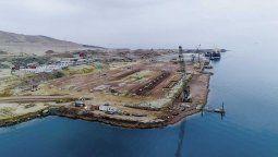 La SPH se pronuncia en contra de almacén minera en futuro puerto de Paracas.