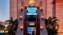 Summer Tribute Store, en Universal Orlando, venderá productos inspirados en Jurassic World.