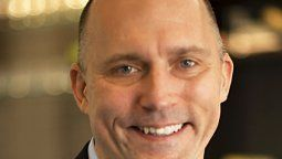 Sean Menke, presidente y CEO de Sabre Corporation.