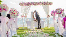En el turismo de reuniones el segmento de bodas es el que muestra mejores índices de reactivación.