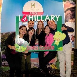 HILLARY RESORT. Presentación de nuevos programas temáticos en Guayaquil