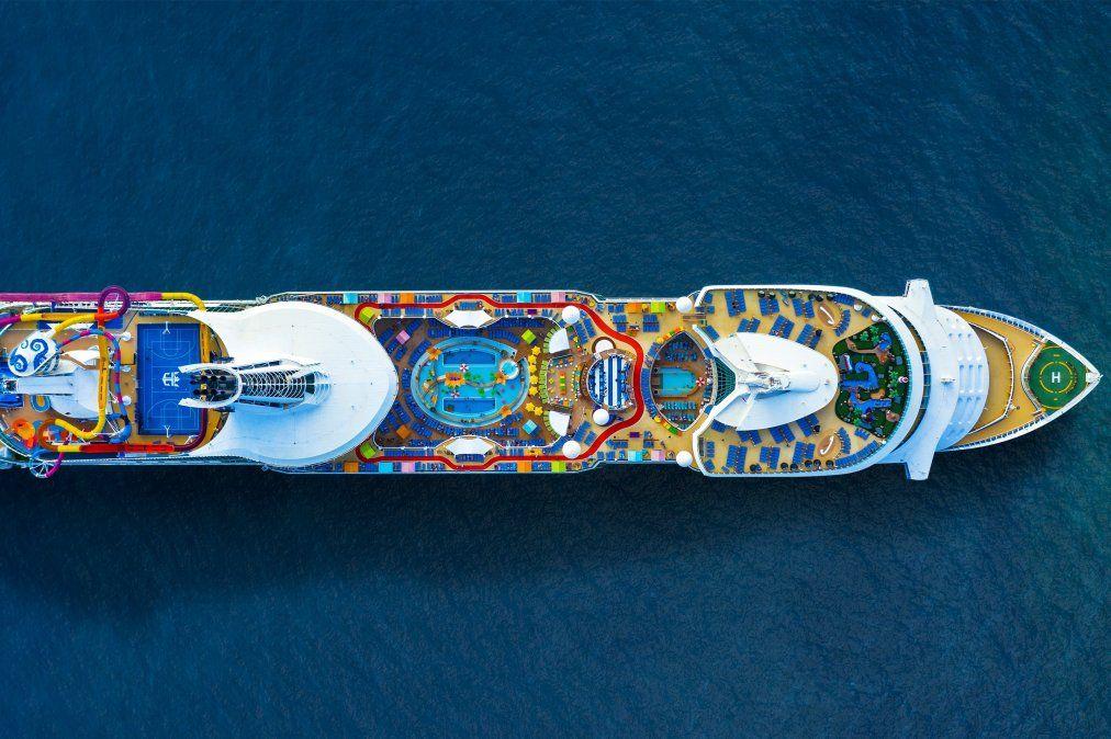 Royal Caribbean sumó un sinfín de actividades para el Navigator of the Seas.