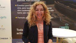 Rosa Pérez, cofundadora de World Hospitality Alliance (WHA).