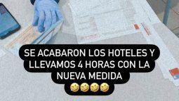 Los Hoteles de Tránsito han generado muchas quejas de parte de quienes arriban a Chile.