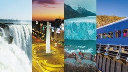 Argentina continúa fuertemente con la promoción de su oferta turística.