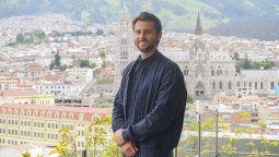 Niels Olsen dirige el Ministerio de Turismo (Mintur) de Ecuador desde el 24 de mayo de 2021.