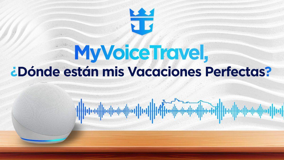 Royal Caribbean presenta una nueva aplicación desarrollada junto a MyVoiceTravel.