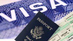 Entre cinco y 10 años se amplía la validez de las visas B1 y B2.