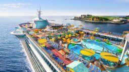 Seis cruceros de Royal Caribbean navegarán desde los principales puertos de Estados Unidos.