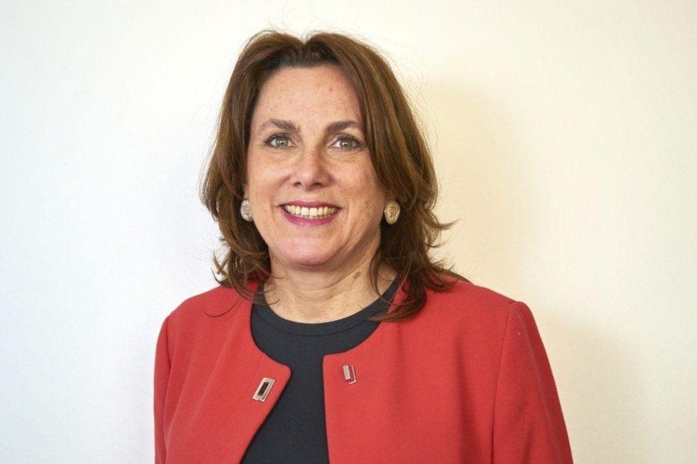 Helen Kouyoumdjian, vicepresidenta ejecutiva de Fedetur.