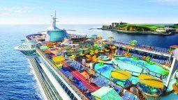 Royal Caribbean cuenta con el 100% su tripulación vacunada.