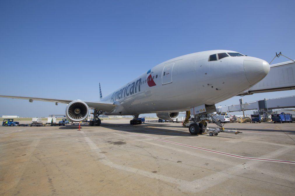 Brasil, Chile y Perú, las principales afectadas en las operaciones de American Airlines.
