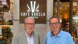 Tomás Navarrete; y José Tamames, director de Desarrollo de Producto y Marketing de Surland.