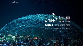 Colombia y Chile en encuentro de negocios virtual