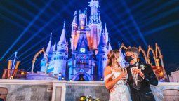 Un famoso actor estadounidense contrajo matrimonio en Walt Disney World.