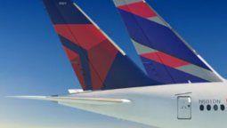 La alianza entre Delta Air Lines y Latam Airlines Group avanza.
