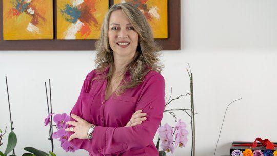 Paula Cortés Calle, presidente de Anato.